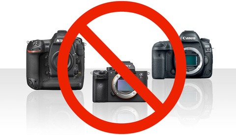 The Ultimate Guide for Not Buying a New Camera