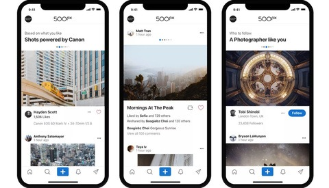 500px Removes Marketplace, Takes Away Licensing Under Creative Commons