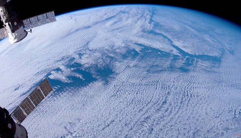 An Astronaut Discusses the 45,000 Photos He Took From Space and Some of His Favorites