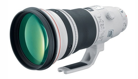The 'Big Whites' Are Coming: Canon's New Super-Telephoto Lenses [Rumor]