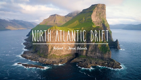 Gorgeous 4K Drone Footage of the Icelandic Highlands and Faroe Islands