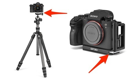 Gitzo Hops On the Sony Alpha Craze, Releases Tripod and L-Bracket for a9 and Latest a7-Series Cameras