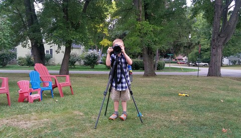 Why You Should Try Teaching Photography to Kids