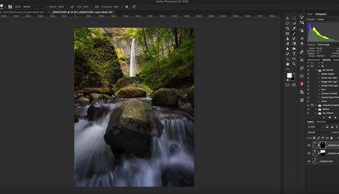 Learn the Basics of Layers and Masking in Photoshop