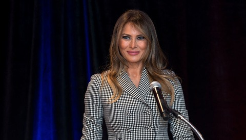 Media Paid Melania Trump Up to $1 Million in 2017, Allowed to Feature Images in 'Positive Stories Only'