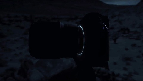 Nikon Teases First Look at What Could Be Its New Mirrorless Camera