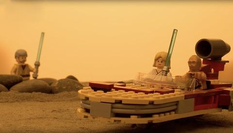 A Fun Explanation of Aperture Using LEGO