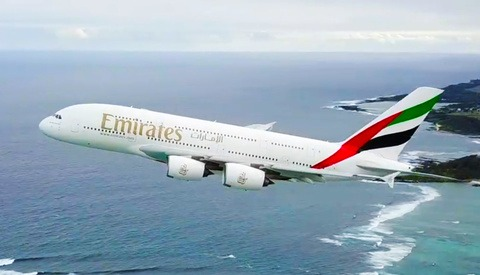 Dumb and Dumber: A Drone Flies Dangerously Close to an A380 During Take Off