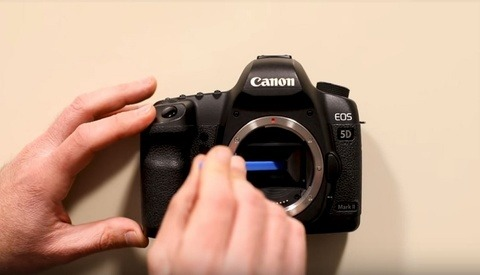 The Best Way to Safely Clean Your Camera's Sensor