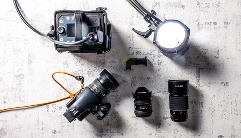 Six Things I Learned Shooting With High-End Photo Gear