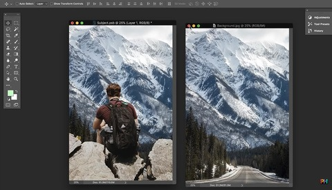 How Photoshop Can Automatically Match Colors for You