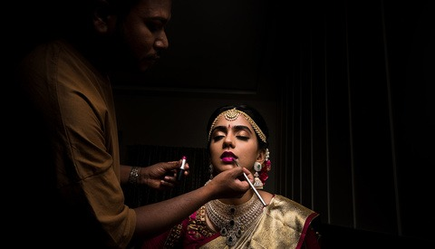 Quick Tips to Photographing a Bride Getting Ready