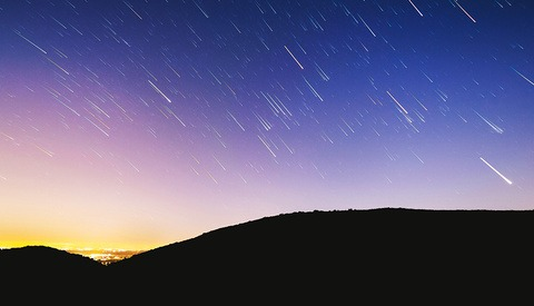 Thomas Heaton Shares How to Photograph a Meteor Shower