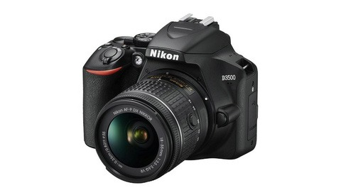 Nikon Announces the D3500: A Solid Update to Its Entry-Level APS-C DSLR