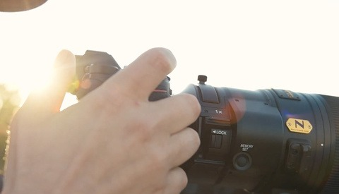 The Latest Nikon Mirrorless Camera Teaser Gives the Impressions of Those Who Have Shot With It