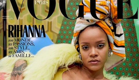 Vogue Photographer Accused of Cultural Appropriation in Rihanna Cover Shoot: Where Is the Line?