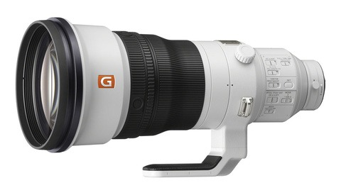 A First Look at the Sony 400mm f/2.8 Lens