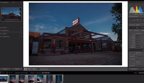 How to Turn Your Daytime Photos Into Night