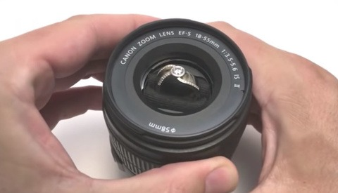 You Can Now Propose in Style Thanks to This Artist's Camera Lens Wedding Ring Box