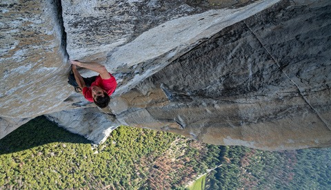 The Razor-Thin Line Between Triumph and Death: Jimmy Chin Discusses Shooting 'Free Solo'