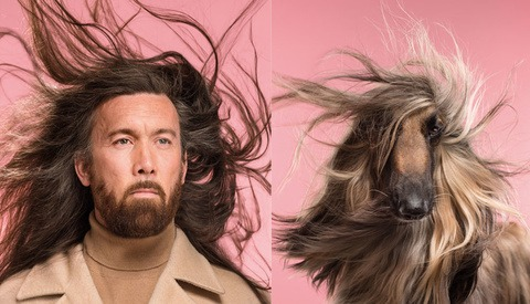 Hilarious Photo Series Shows How Much Owners Really Do Look Like Their Dogs
