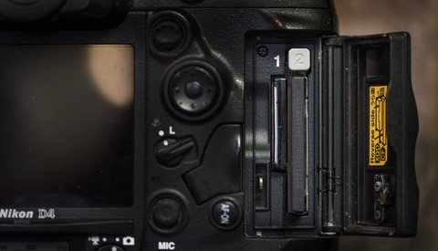 Never Shoot Without Dual Card Slots