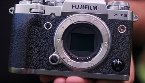 First Look at the New Fujifilm X-T3