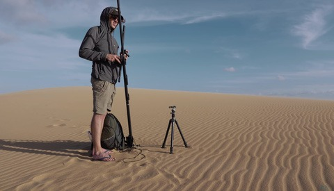 A Time-Lapse Misadventure in Colombia
