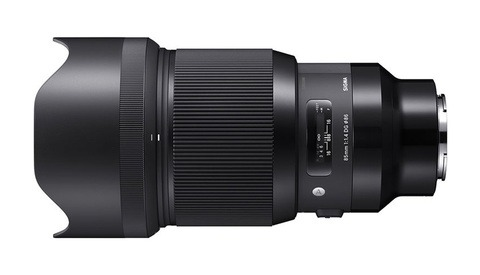 Fstoppers Reviews the Sigma E-Mount 85mm f/1.4 ART