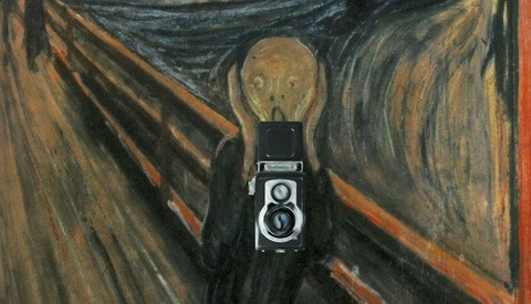 'The Scream' Painter Edvard Munch's Rare Photographs to Go on Display