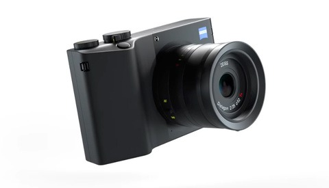 Zero Card Slots? Zeiss Announces the ZX1 Mirrorless Full-Frame Camera, Complete with Lightroom