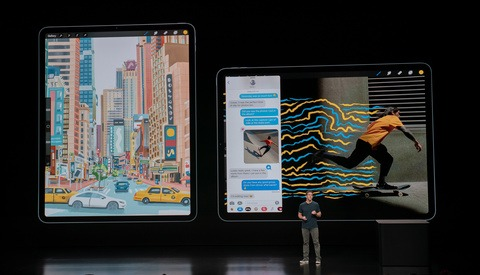Apple Announces the New iPad Pro, Demos Full Version of Photoshop for iPad