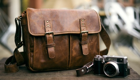 Fstoppers Reviews The ONA Prince Street Leather Messenger Bag