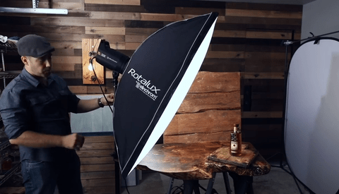 How to Shoot Product Photography With One Light
