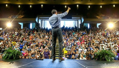 Interview with Beto O'Rourke's Photographer