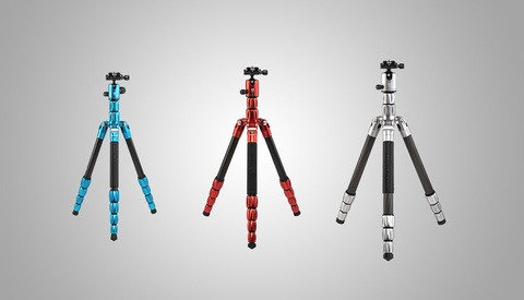 MeFOTO Introduces the New S Collection Tripods