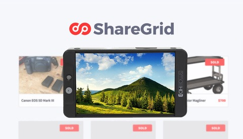 ShareGrid Offering $500 Off SmallHD 702 Monitor on New Community Marketplace