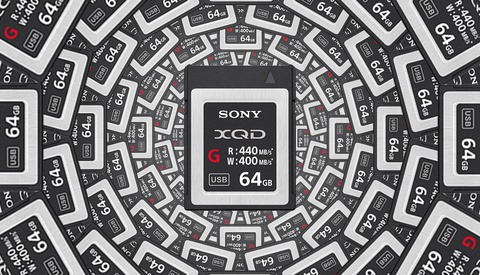 Why I'm Not Investing in XQD Memory Cards Yet
