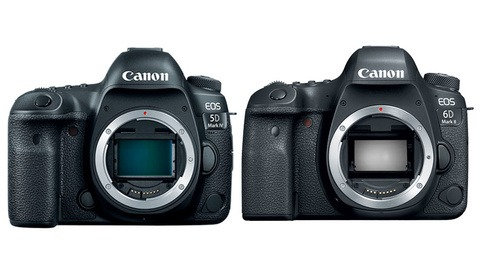 Check Out These Amazing Deals on the Canon 5D Mark IV and 6D Mark II