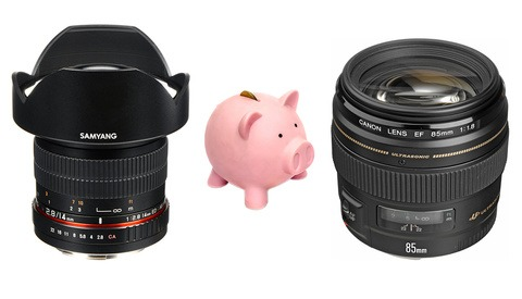 Don't Break the Bank: Best Lenses under $300 for Canon and Nikon