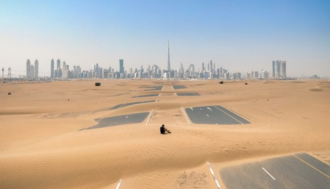 Discovering Fake Dubai: A Road That Led to Nowhere