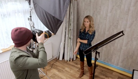 Learn These Three Lighting Setups for Headshot Photography