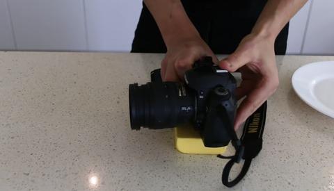 Five Hilarious Camera Tricks for Saving Money