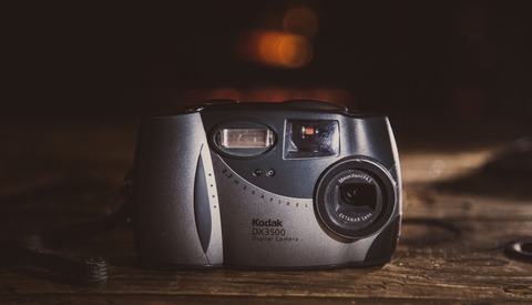 My First Digital Camera Had a Practical Feature Missing Everywhere Today
