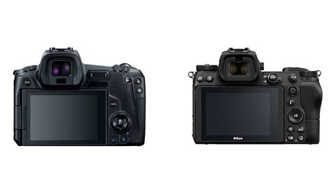 Canon EOS R Mirrorless Usability Shortcomings