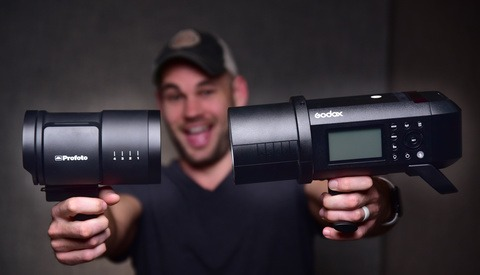Profoto B10 Versus Godox AD400Pro: The Best Strobes Compared