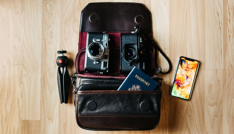 Wotancraft Ryker Bag Gets a Little Leica-Centric Brother: A Review