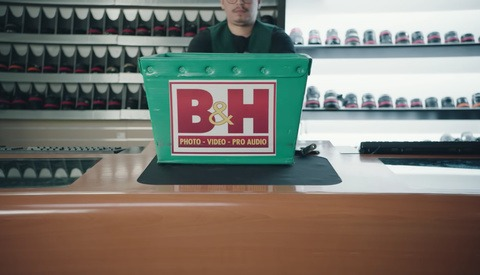 B&H Photo Video: The King of Camera Gear