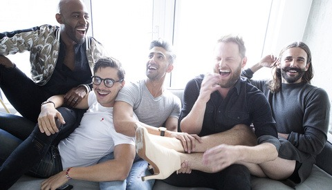 How Lifestyle Photographer Denise Crew Shot the Queer Eye Book