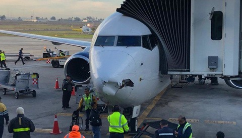 Did a Drone Collide With a Boeing 737 in Mexico? No Facts Support This